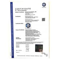 Beijing Aeonmed.,Ltd. Certifications