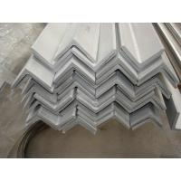 Buy ASTM 304 HRAP, Hot Formed Stainless Steel Angle Bar For Shipping, Architecture at wholesale prices