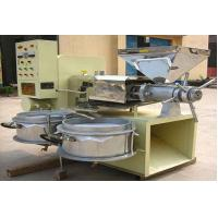 Quality Integrated Screw Oil Press for sale