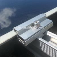 China Best Seller China Solar Thin Film Clamps For Double Glass Solar Panel Solar Panel for sale
