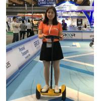 Quality Mini Standing Self Balance Segway Electric Scooter 10 inch Tire With Handle Bar for sale