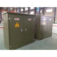 30 Kva Transformer 3 Phase , SC(B)10 Series On Load Tap Changing Transformer