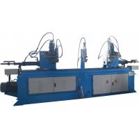 Large Hydraulic Steel Pipe Bender Multilingual Operation 11KW Motor Power