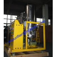 Quality Cooking Oil Filtration System,UCO Clean Recycling Equipment by vacuum refinery for sale