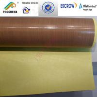 Quality Teflon/PTFE coated Kevlar cloth for sale