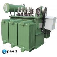 Quality 10kV Oil Immersed Transformer , High Efficiency for sale