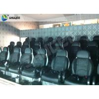 Quality Upgrading Technology 5D Movie Theater System Electric Luxury Motion Rides for sale