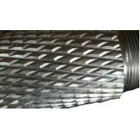 Quality 304L , 316L , 2205 , 904L scroll roller with Length Max 12000mm for sale