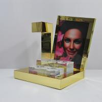 Buy Magnetic Levitation Retail POS Displays , Acrylic Makeup Display Stand at wholesale prices