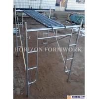 Quality High quality  Steel H frame scaffolding system for sale
