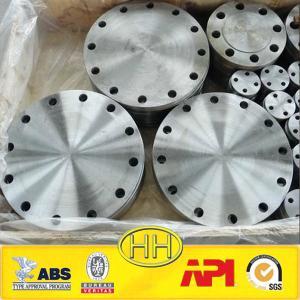 Quality Germany standard flange DIN 2527 Blind flange Nominal Pressure 6 to 100 for sale