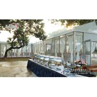 Buy cheap Nice glass wedding marquee tent for sale from wholesalers