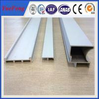 Quality High quality China aluminium extrusion profile price per kg for sale