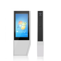"Quality 3600W 4000cd/m2 FHD 55"" Interactive Touch Screen Kiosk for sale"