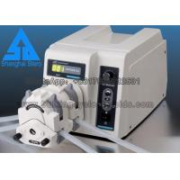 Quality High Flow Rate Peristaltic Pump Micro Brewing Equipment For Steroid Injectable Oils for sale