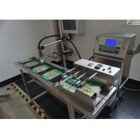 China Superior Wide Application Expiry Date Printing Machine / Stamping Machine For Bulb on sale