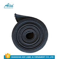 Buy cheap Black Fabric Casual Belt 100% Woven Printing Cotton Webbing Straps from wholesalers