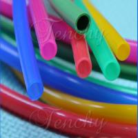 Buy Colored Soft Flexible Silicone Tubing 0.5-100mm OD Range FDA LFGB Approved at wholesale prices