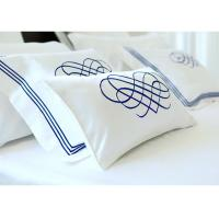 Buy Elegant Embroidered Modern Bedding Sets Twin / Queen / King Size 100% Cotton at wholesale prices