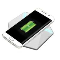 Buy cheap Newest design GIO Wireless Charger with breathing light qi wireless charging pad from wholesalers