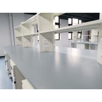 Laboratory Furniture Epoxy Resin Countertops/ Matt Surfaces Resist Chemicals for sale