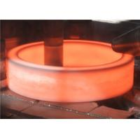 Quality Hot Rolled EN 42CrMo4 Forged Steel Rings Q+T Heat Treatment  Gear Blnaks for sale