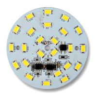 Quality 220V LED Printed Circuit Board Assembly Aluminum Bulb Light PCB With SMD 2835 5730 for sale