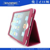 Quality Upstanding PU leather case for iPad mini for sale