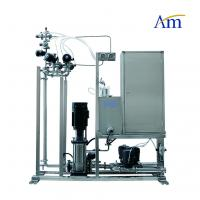 China WIP Wash In Place Bin Washing Station PS Pump Station For Solid Dosage Production Line on sale