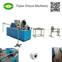 Buy cheap High speed automatic spiral winder toilet paper core making machine from wholesalers