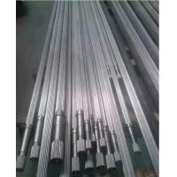 Quality Core Shaft Twin Screw Extruder Machine Parts 40CrNiMo Material High Themal Stability for sale