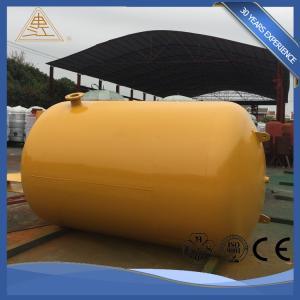 Buy 60 Gallon Nitrogen Storage Tank , 200 PSI Pressure Nitrogen Air Compressor Reserve Tank at wholesale prices
