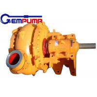 Buy 14/12G-G Chemical Centrifugal Pump , vice impeller seal / packing seal pump at wholesale prices