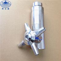 Quality Max.tank diameter 20m, DG20 316L stainless steel 360 spray 3D rotating tank cleaning head for sale