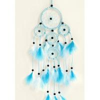 Quality Party Decoration pretty Colors Available Wholesale Indian Feather Dream Catcher for sale