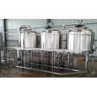 China 15bbl beer brewing equipments stainless steel fermentation tank on sale