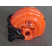 Quality pvc inflatable helmet / inflatable football helmet / inflatable advertising helmet for sale