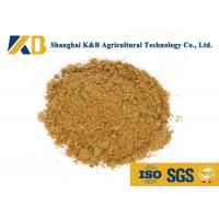 Quality Natural Fish Meal Fertiliser Improve Animal Disease Resistance Ability for sale
