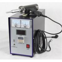 Quality Plastic spot welder of handheld, 300w to 800w, 15khz to 40khz for sale