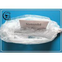 Quality Pure 99% Oral Stanozolol Raw Steroid Powders Winstrol CAS 10418-03-8 for sale