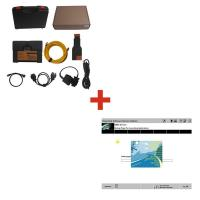 Quality Car Diagnostic tool Of External HDD / 20 Pin Cable , BMW ICOM A2+B+C for sale