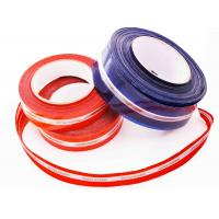 Quality Plastic PET Permanent Tape Seal Tamper Evident Security Bags for sale