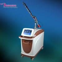 China 1064nm / 532nm Q-Switched Nd.YAG Laser picosecond tattoo removal on sale