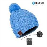 Quality wireless beanie hat winter bluetooth hat with headphone music hats and caps 2018 Russia good quality musci hat for sale