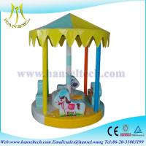Quality Hansel hot selling children indoor playarea big slide indoor playground for sale