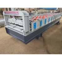 Buy cheap 380V Stone Coated Metal Roof Tile Production Line from wholesalers