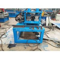 C U Lip Channel Roll Forming Machine Two In One With Servo Motor Drive for sale
