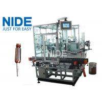 Quality Double Flyer Rotor Windier Armature Coil Winding Machine For Hook Type Commutator for sale