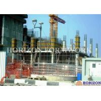 Quality Flexibly Assembled Column Formwork with H20 Wooden Beam and Steel Walers for sale