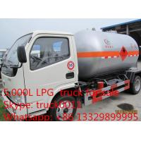 China CLW brand best price lpg gas tank transported truck for sale, propane gas tank dispensing truck for sale, lpg gas truck on sale